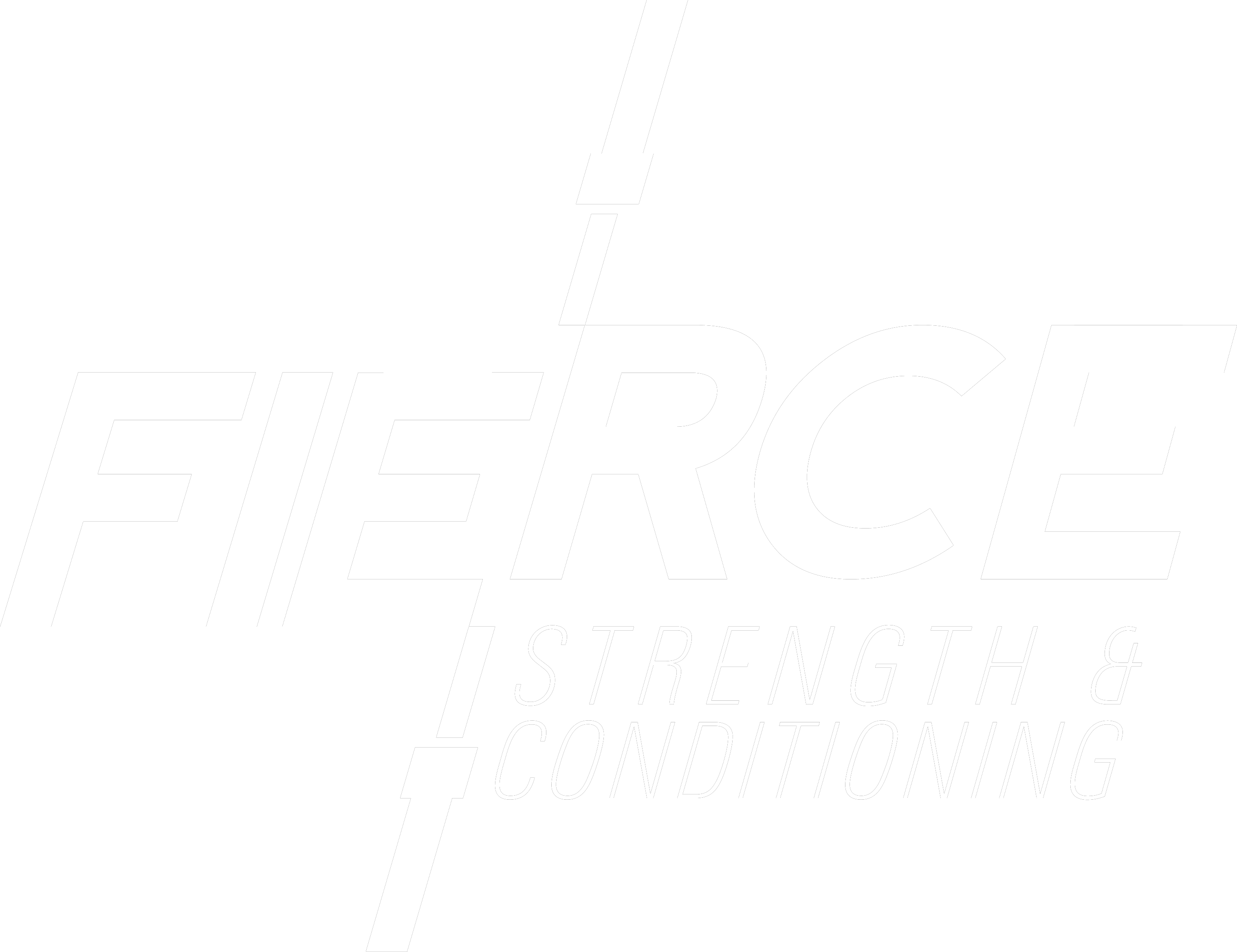 Fierce Strength & Conditioning